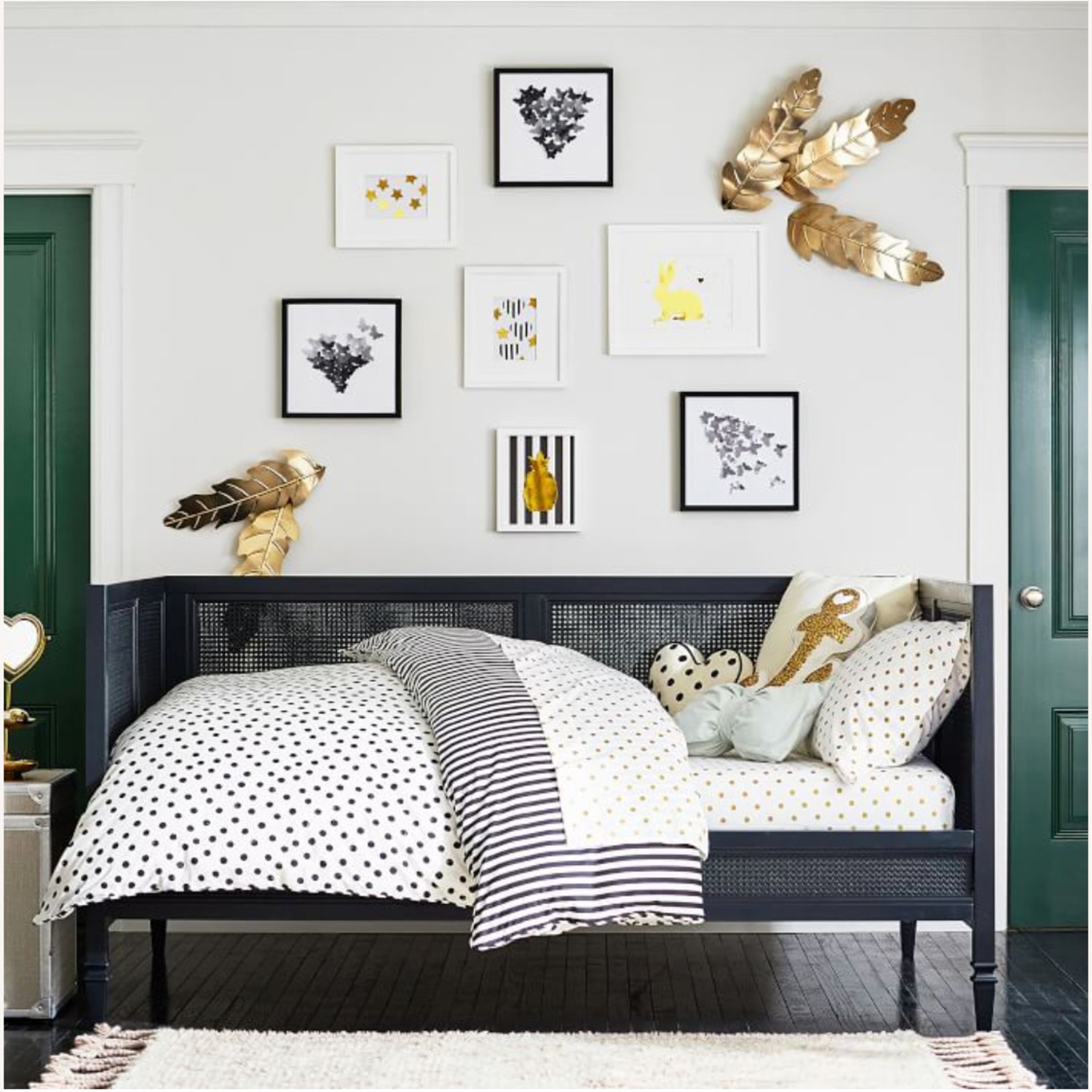 Pottery Barn Full Size Bed/Day Bed - image-2