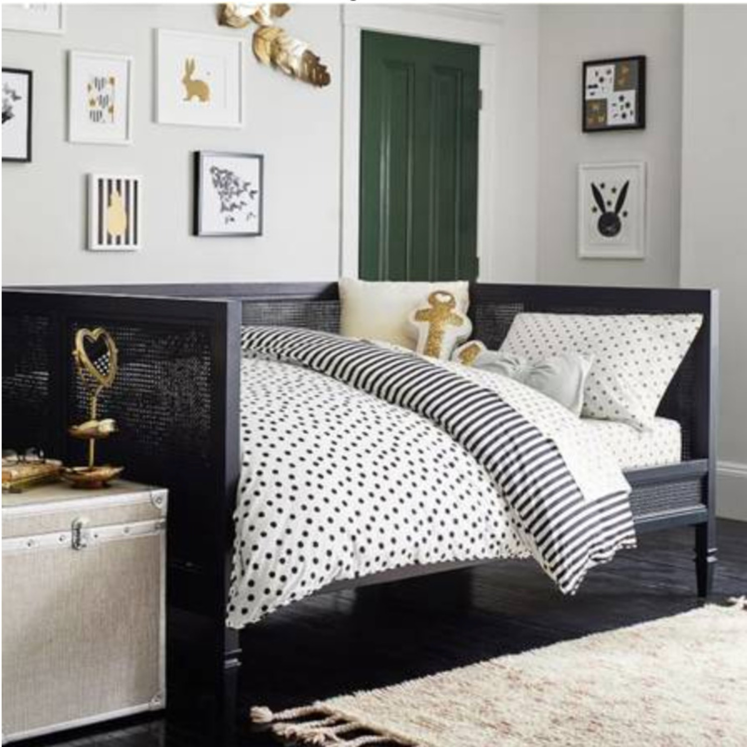 Pottery Barn Full Size Bed/Day Bed - image-3