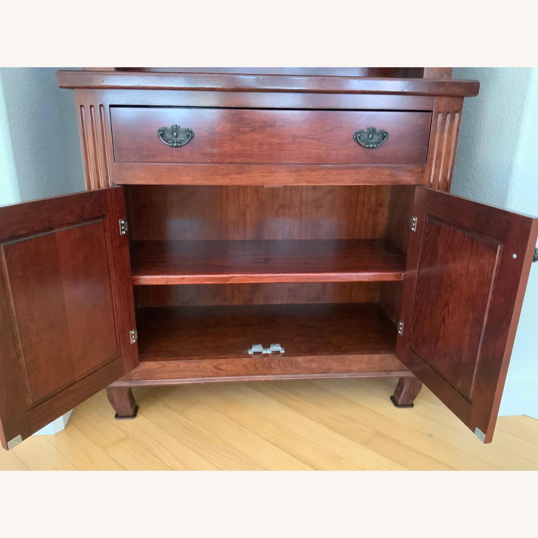 Taylor Custom Made Wood Hutch - image-4