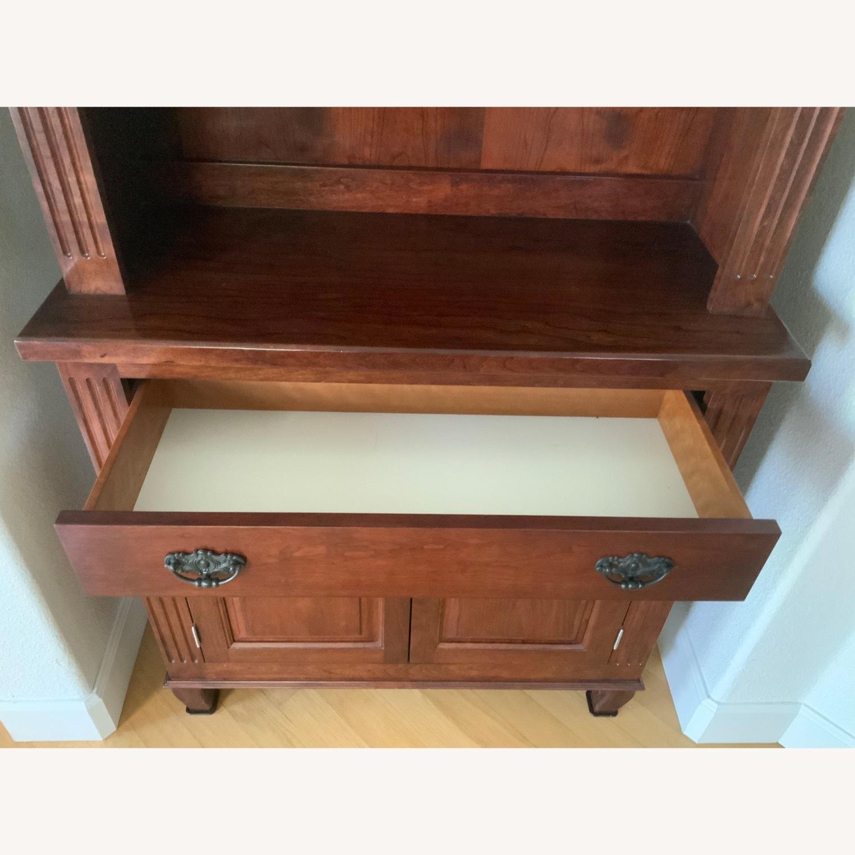 Taylor Custom Made Wood Hutch - image-3