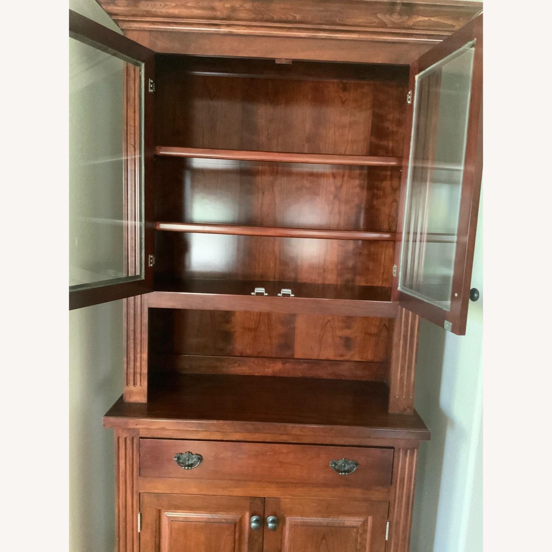 Taylor Custom Made Wood Hutch - image-2