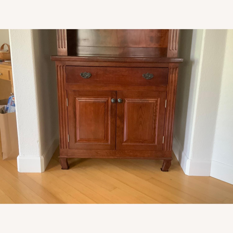 Taylor Custom Made Wood Hutch - image-5