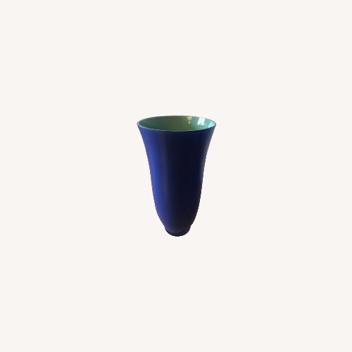 Used Tiffany & Co, Carro Moretti Collectible Glass Vase for sale on AptDeco
