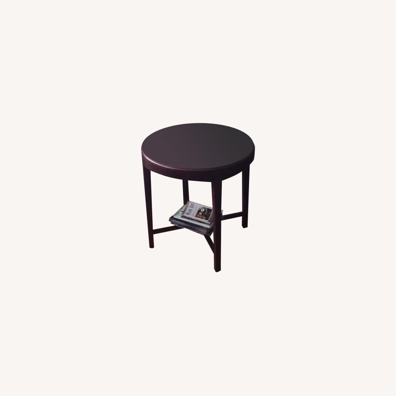 Rum-Pum-Pum-Pum DRUM Side Table - image-0