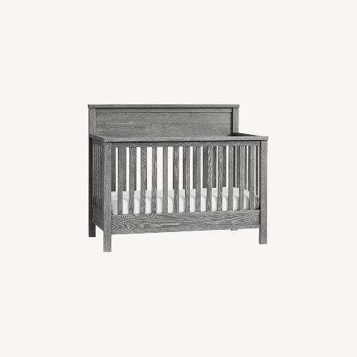 Used Pottery Barn Charlie Crib, Toddler Bed, Full Bed for sale on AptDeco