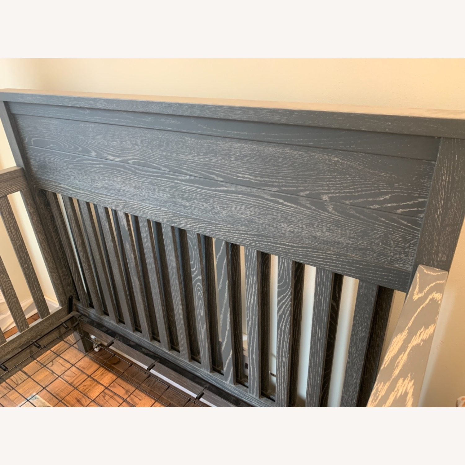 Pottery Barn Charlie Crib, Toddler Bed, Full Bed - image-3