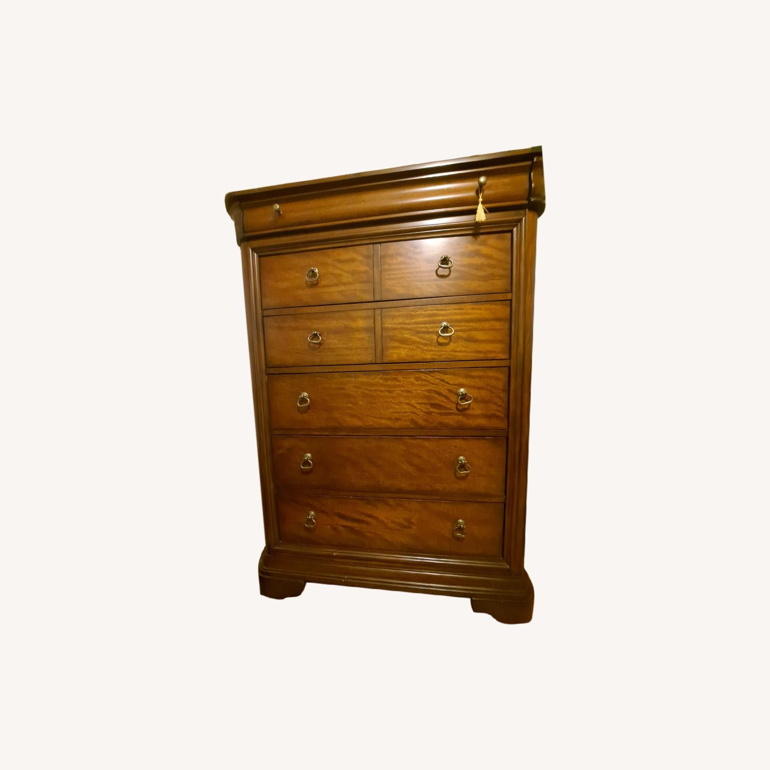 Macy's 6 Drawer Chest - image-0