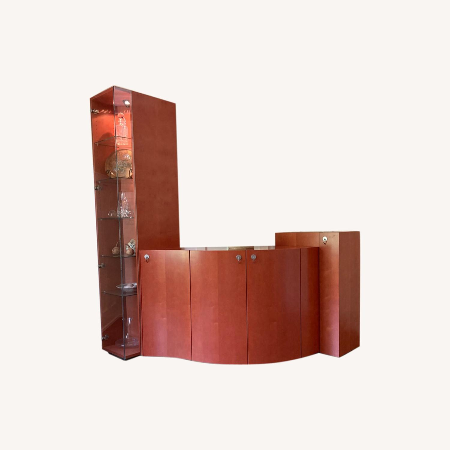 Team by WelliS Triangolo Wall Unit - image-0