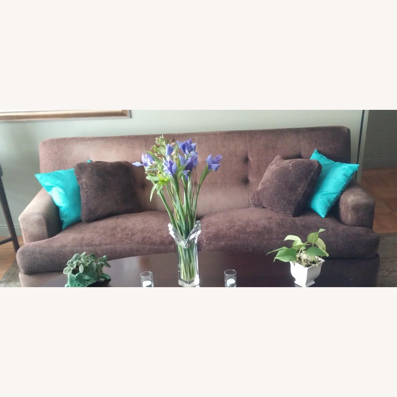 Mocha Choca Latta Sofa - image-1