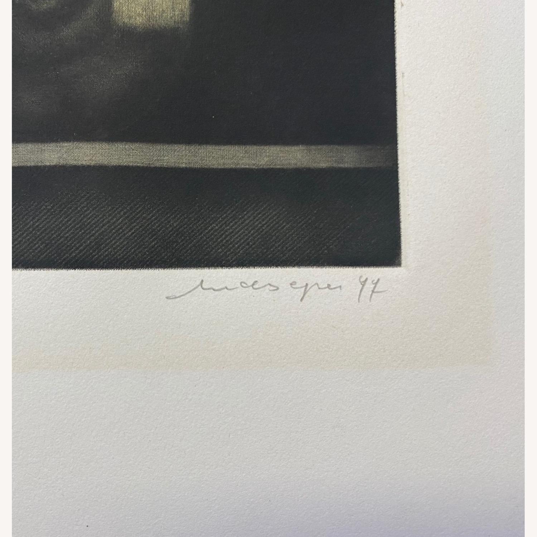 Oil #183 by Friedrich Meckseper, 1977 - image-2
