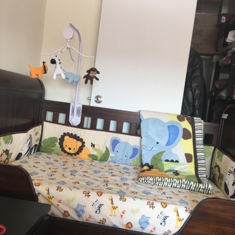 Solid Wood Cribs - image-3