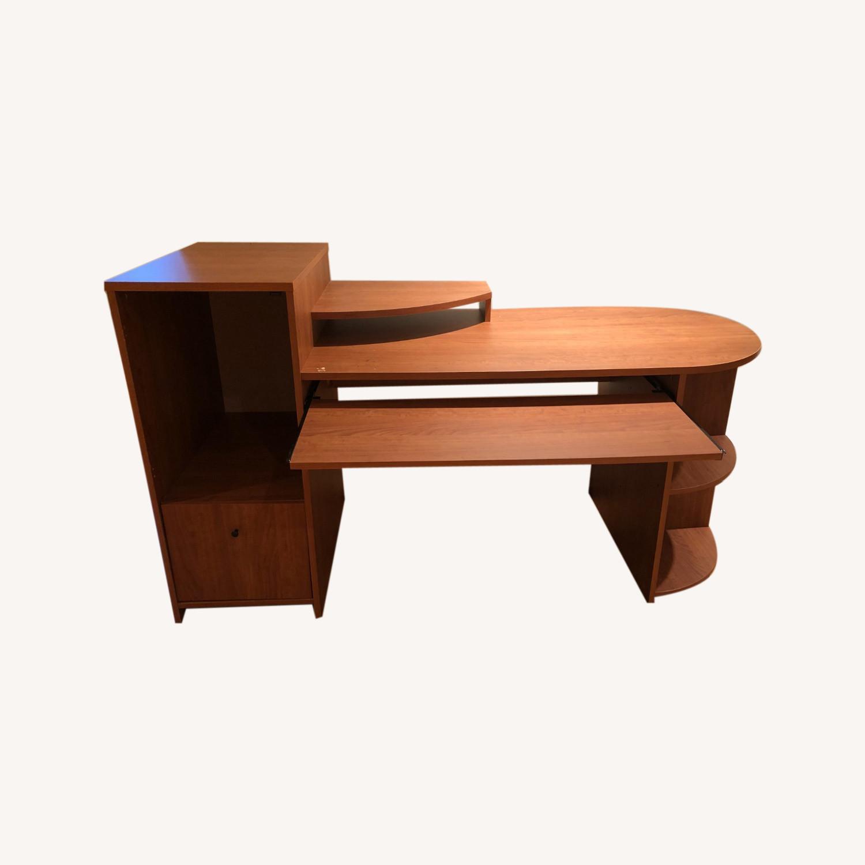 Staples Desks - image-0