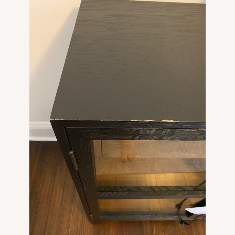Burke Dcor Millie Sideboard in Drifted Black - image-4