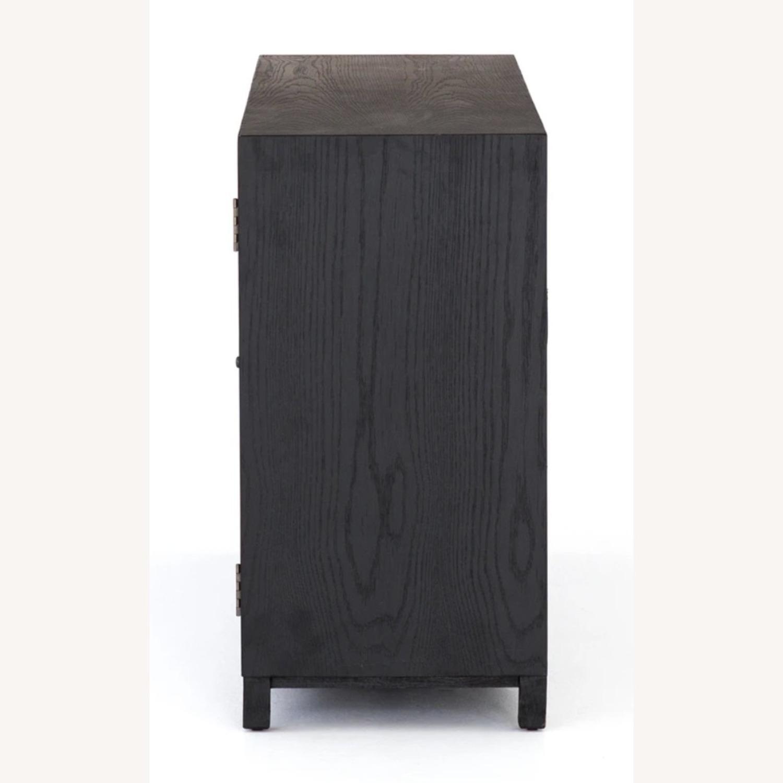 Burke Dcor Millie Sideboard in Drifted Black - image-2