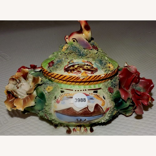 Used Capodmante? Covered Tureen for sale on AptDeco