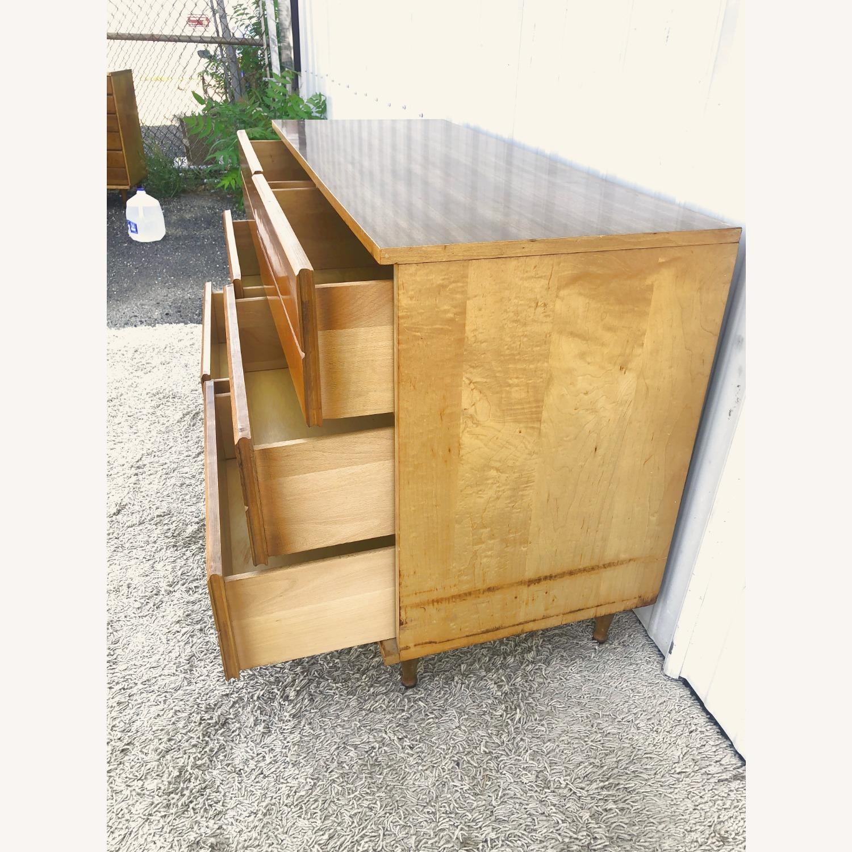 Mid Century Compact Six Drawer Dresser - image-10