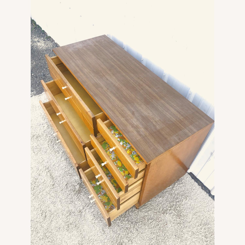 Mid Century Compact Six Drawer Dresser - image-12