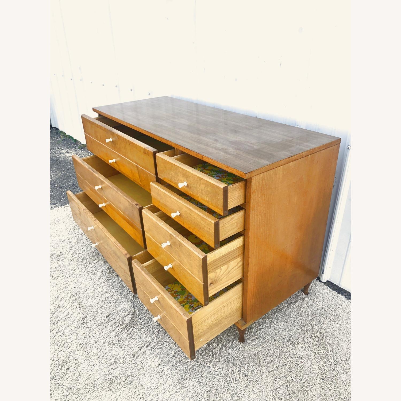 Mid Century Compact Six Drawer Dresser - image-19