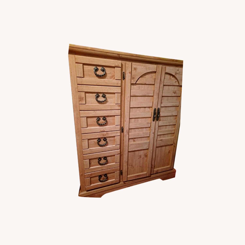 Roma Furniture Armoire - image-0