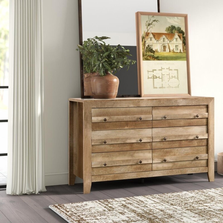 Wayfair Greyleigh Riddleville 6 Drawer Dresser - image-2