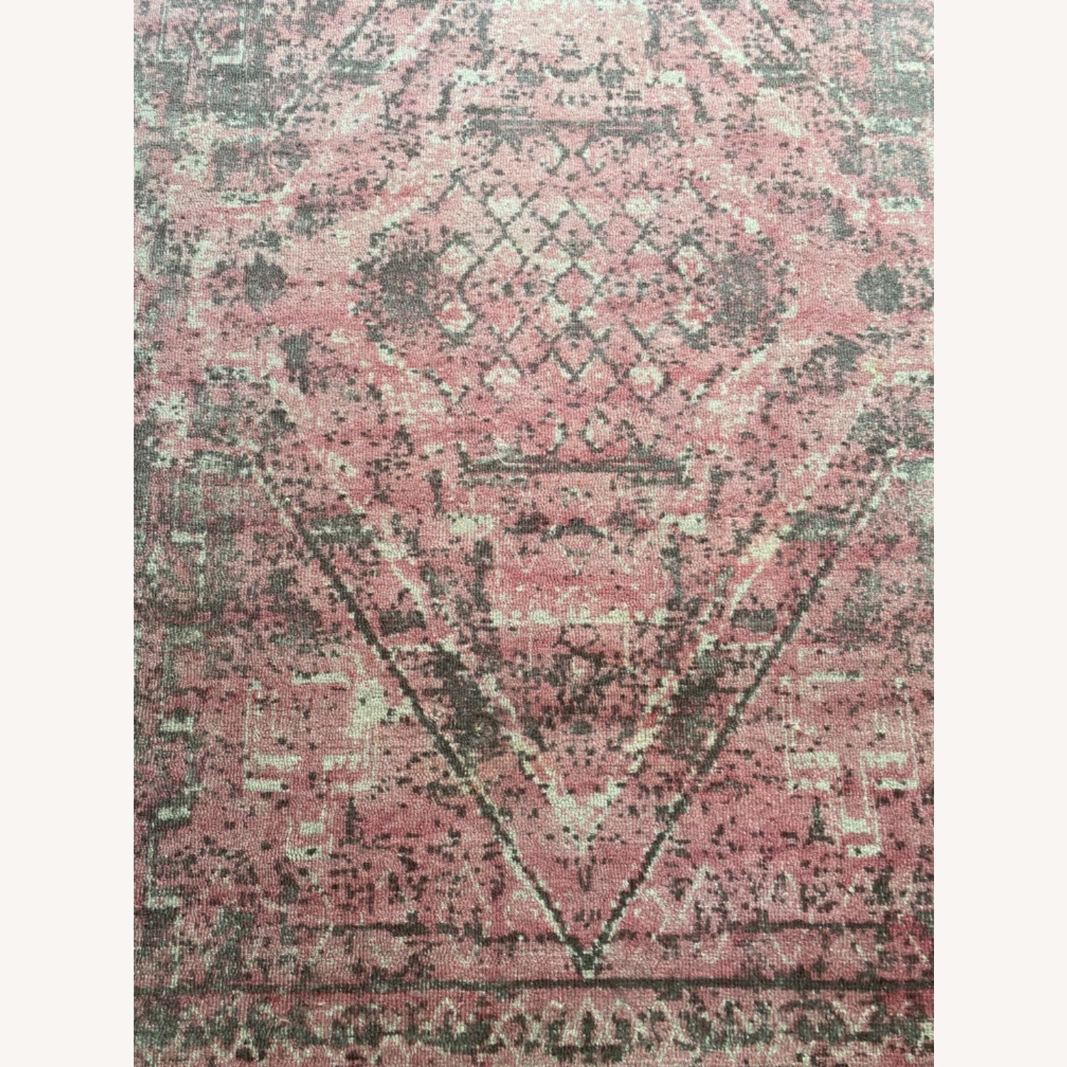 Bungalow 5 Pink and Gray Area Rug - image-2