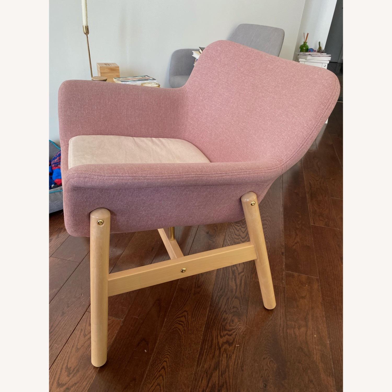IKEA Pink Armchair - image-3