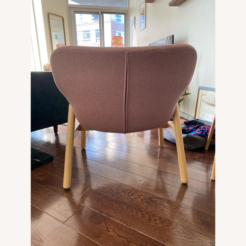 IKEA Pink Armchair - image-5
