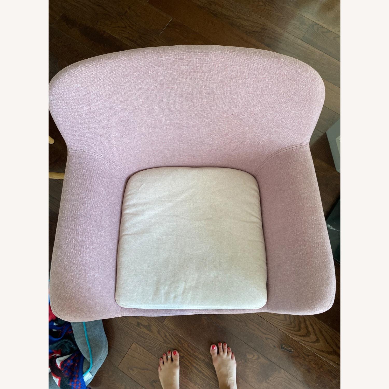 IKEA Pink Armchair - image-4