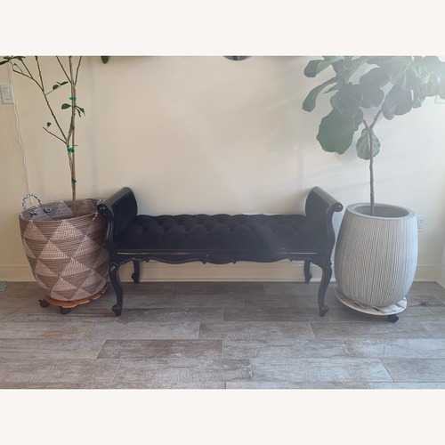 Used Fabulous & Baroque Isadora French Upholstered Bench for sale on AptDeco