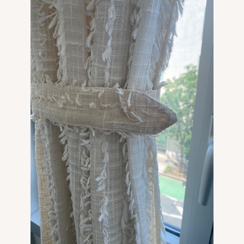 4 Urban Outfitters Beige Winne Eyelash Curtains - image-3