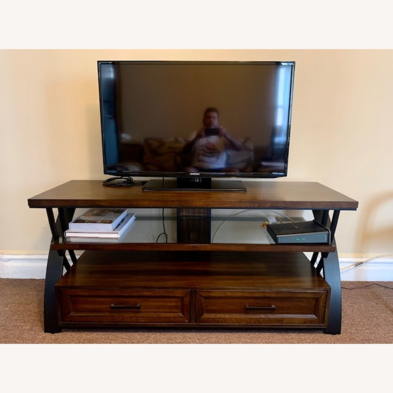 TV Stand for Flat-Screen TV - image-3
