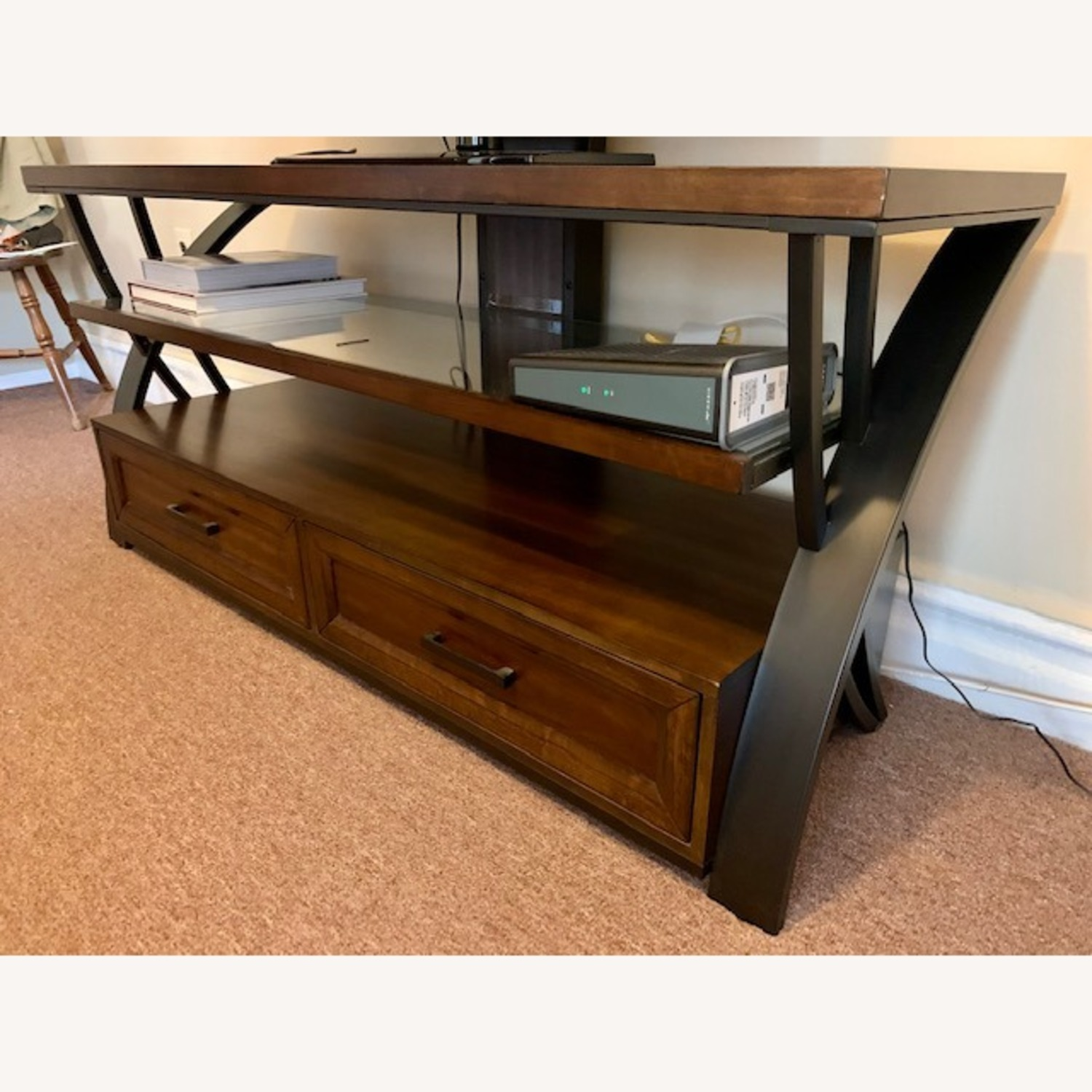 TV Stand for Flat-Screen TV - image-5