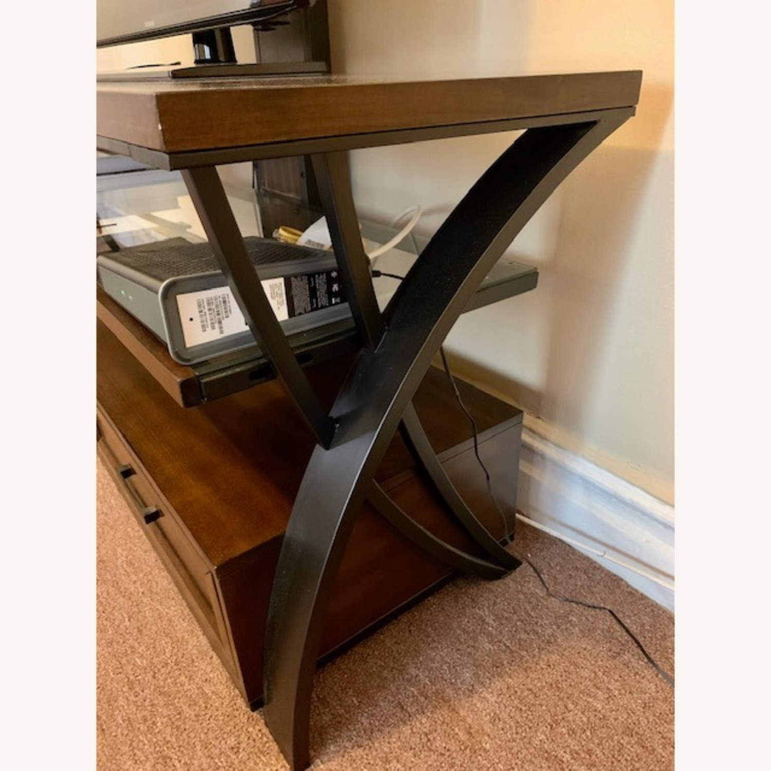 TV Stand for Flat-Screen TV - image-6