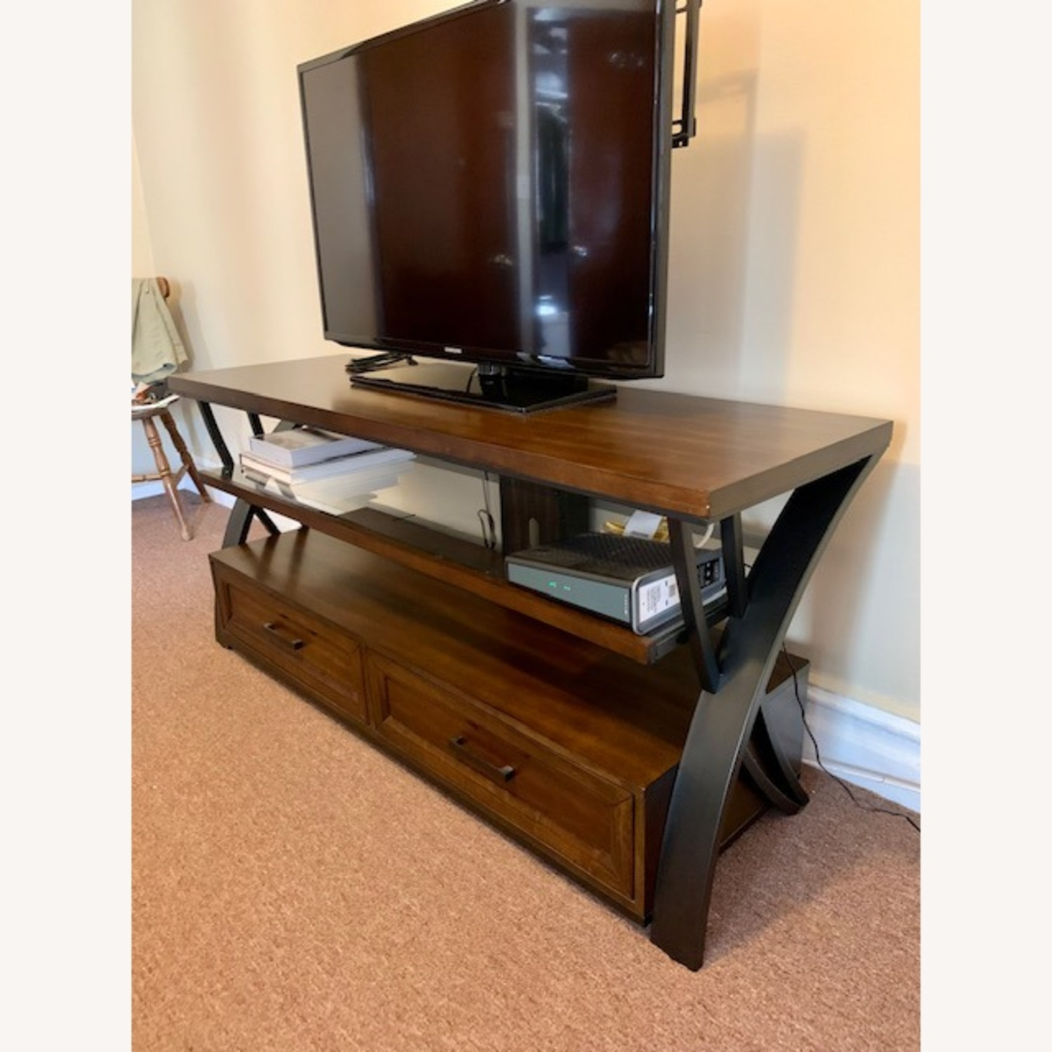 TV Stand for Flat-Screen TV - image-2