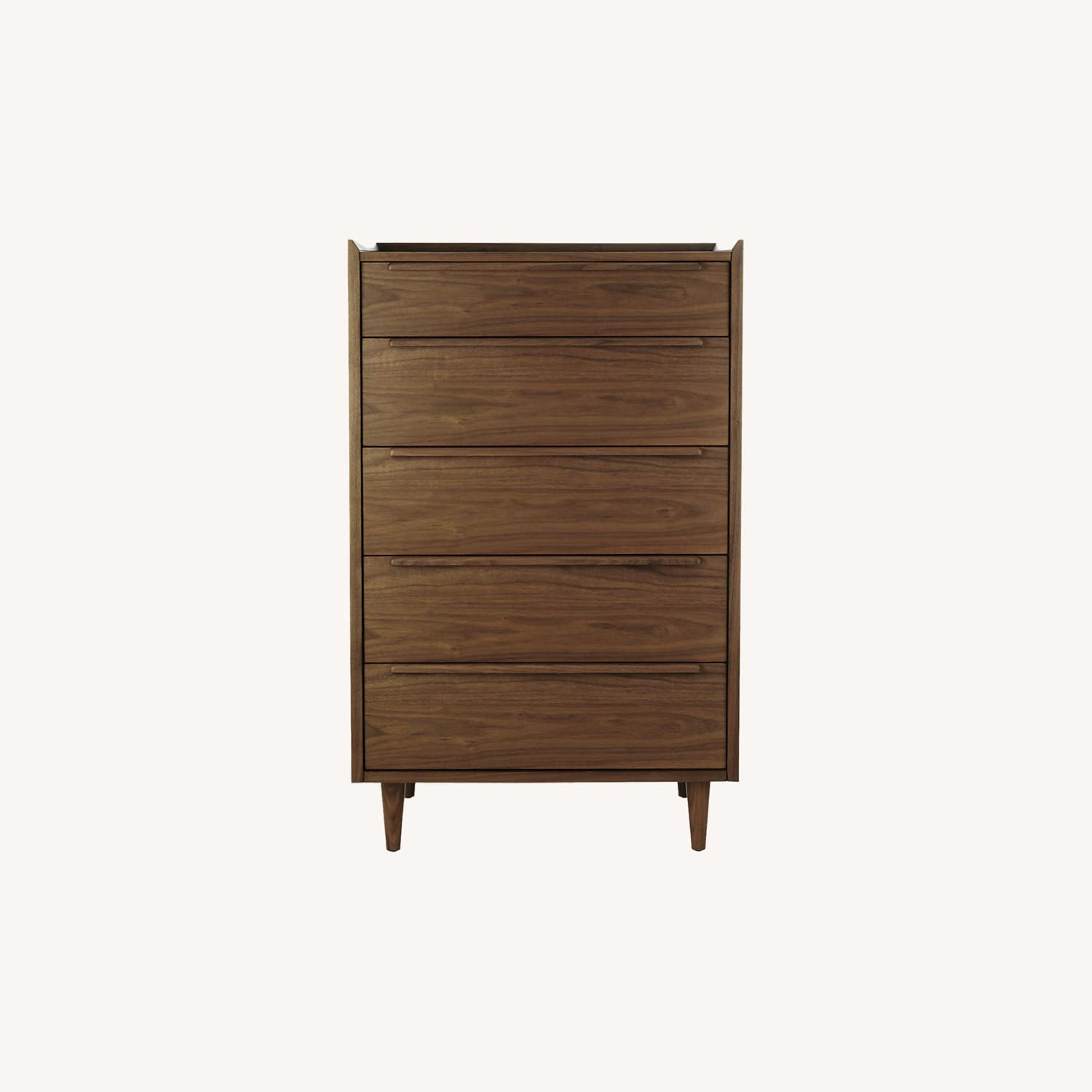 Crate & Barrell - Tate 5-Drawer Chest - image-0