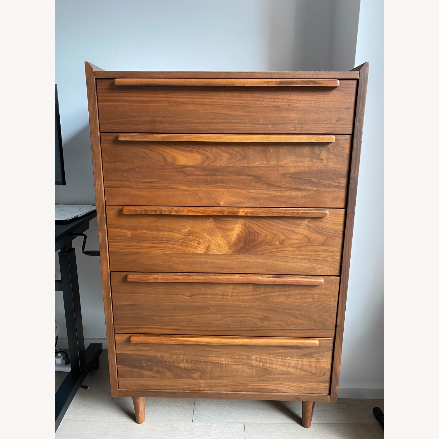 Crate & Barrell - Tate 5-Drawer Chest - image-1