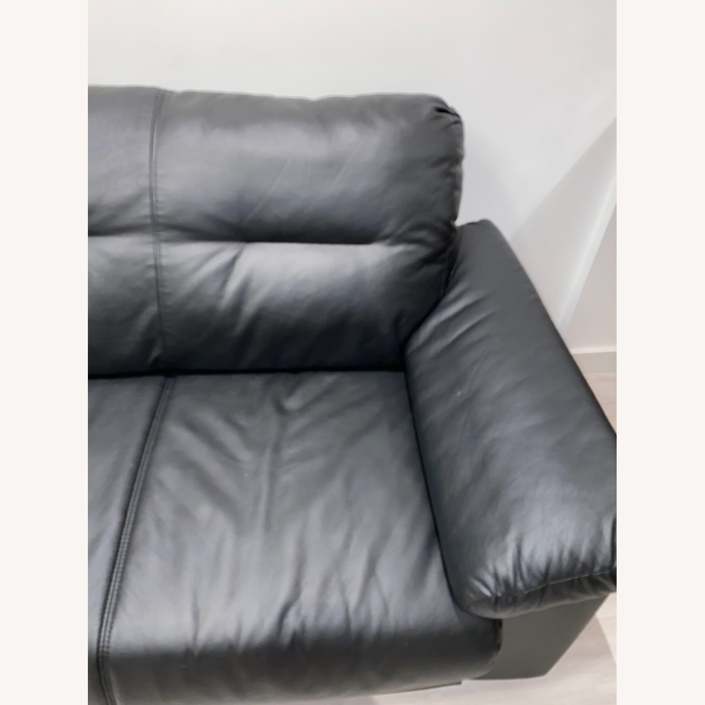 IKEA KNISLINGE Series Sofa Idhult Black - image-11