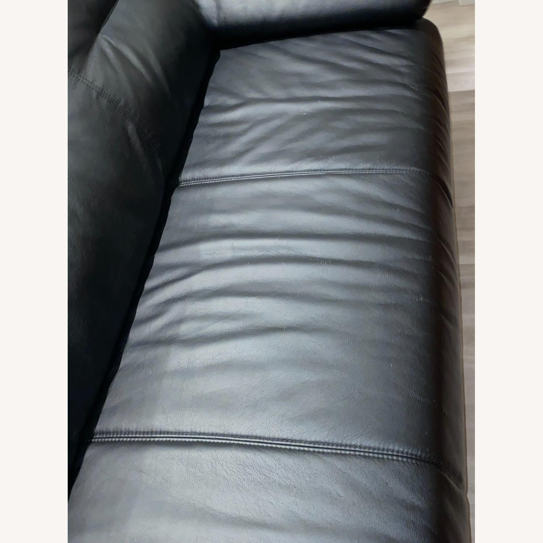 IKEA KNISLINGE Series Sofa Idhult Black - image-13