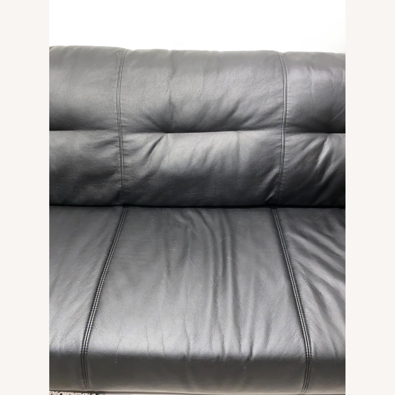 IKEA KNISLINGE Series Sofa Idhult Black - image-10