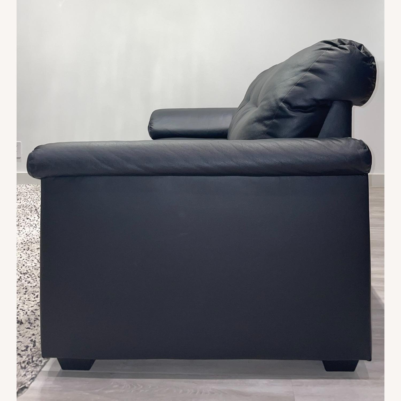 IKEA KNISLINGE Series Sofa Idhult Black - image-2