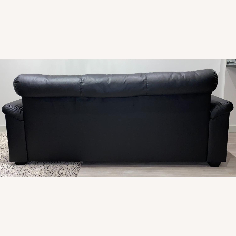 IKEA KNISLINGE Series Sofa Idhult Black - image-14