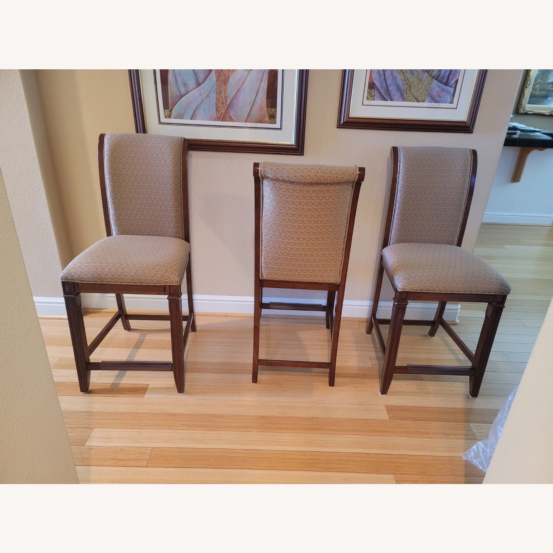 Bombay Company Bar Chairs - image-4