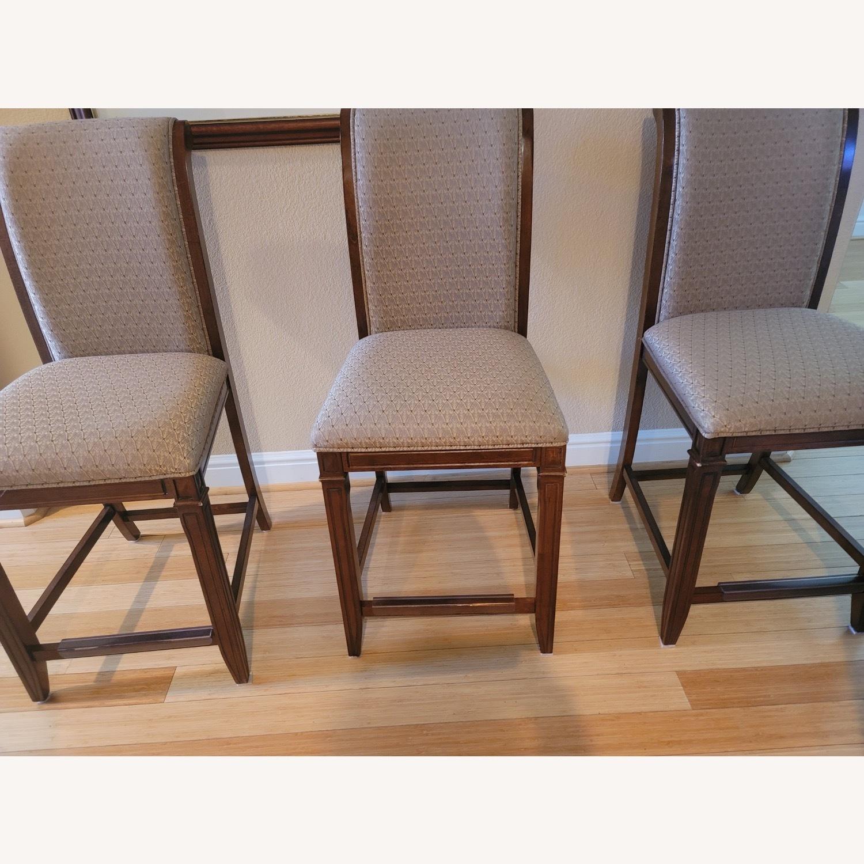 Bombay Company Bar Chairs - image-1