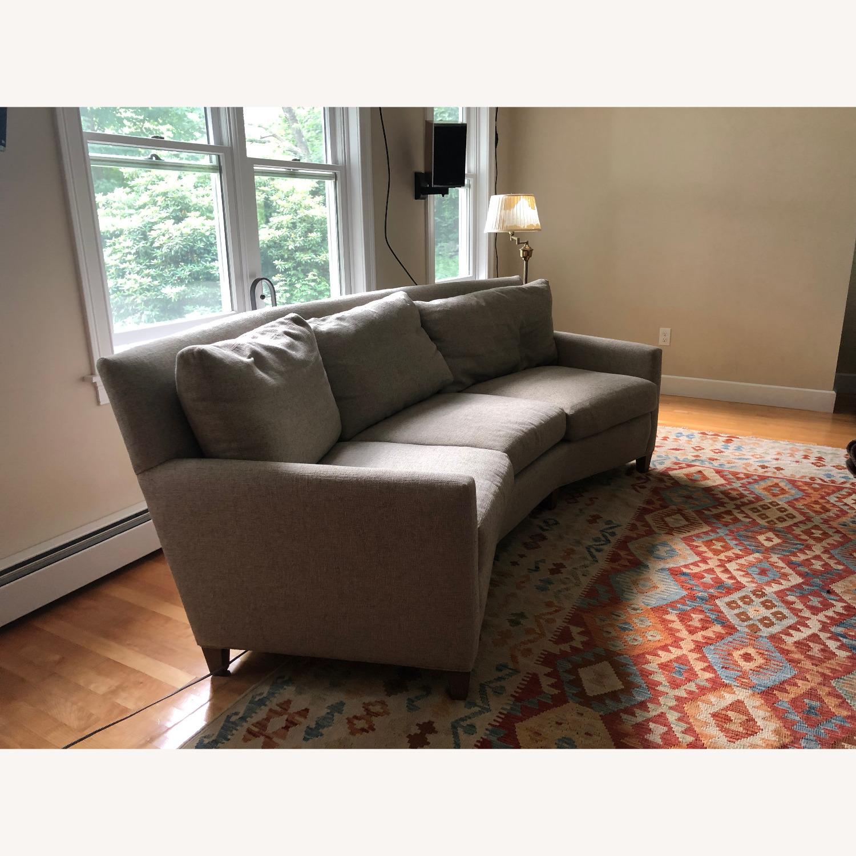 Lee Industries Wedge Sofa - image-2