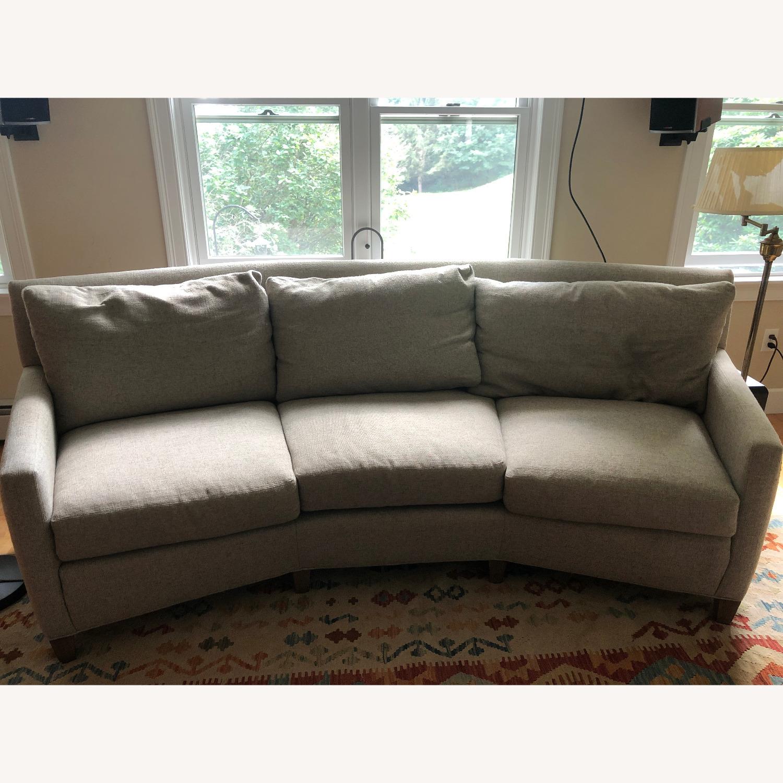 Lee Industries Wedge Sofa - image-1