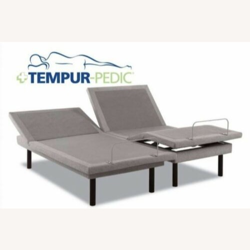 Used TEMPUR-Ergo Plus Adjustable Base Cal-King Split for sale on AptDeco