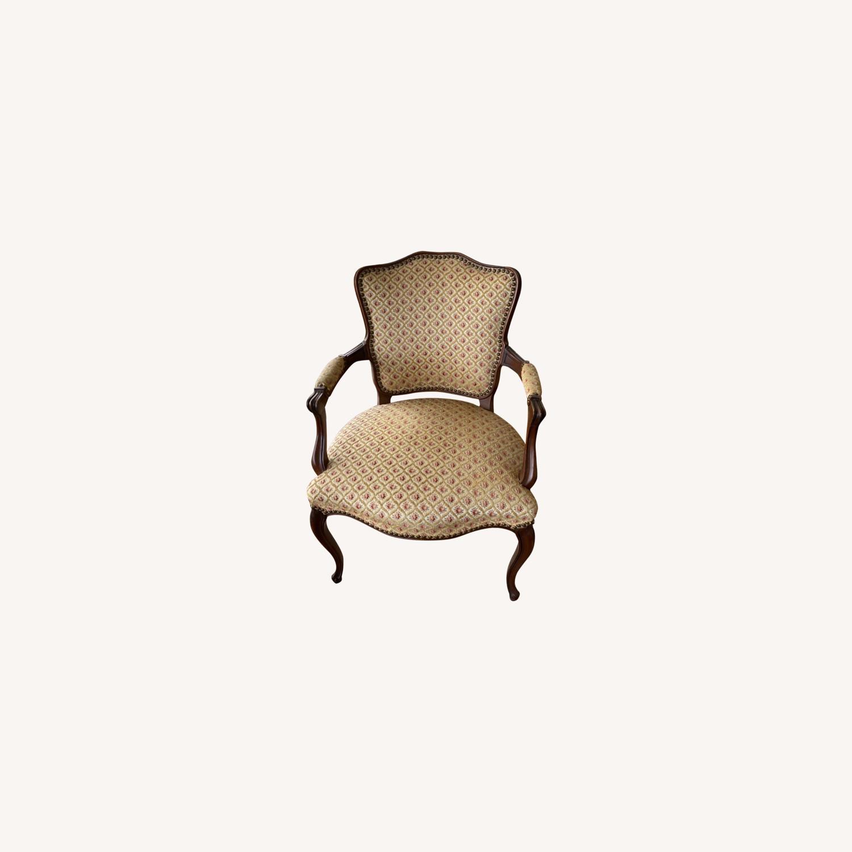 Antique Armchair - image-0