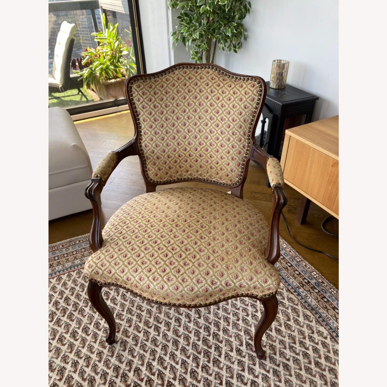 Antique Armchair - image-1