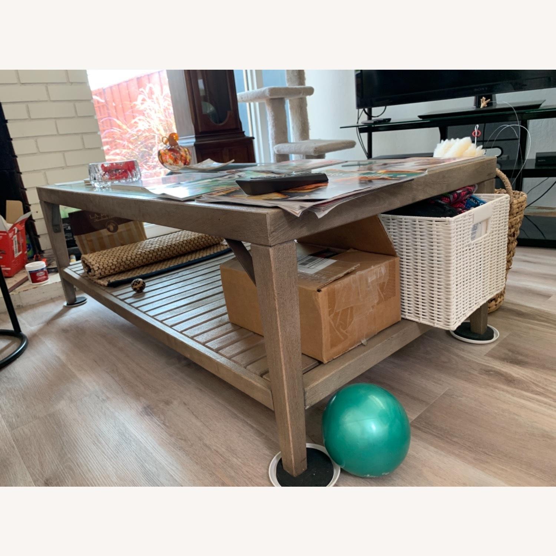 Beachy Modern Coffee Table - image-3