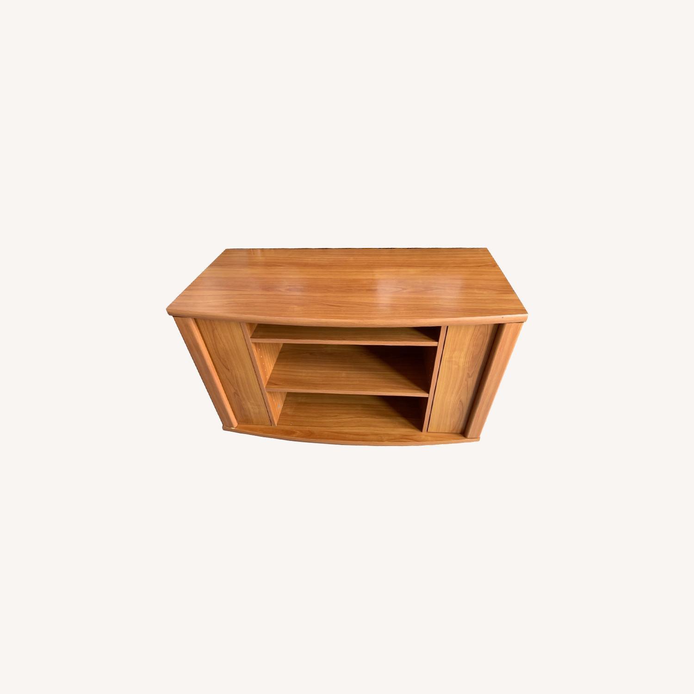 Scandinavian Design Media Cabinet - image-0